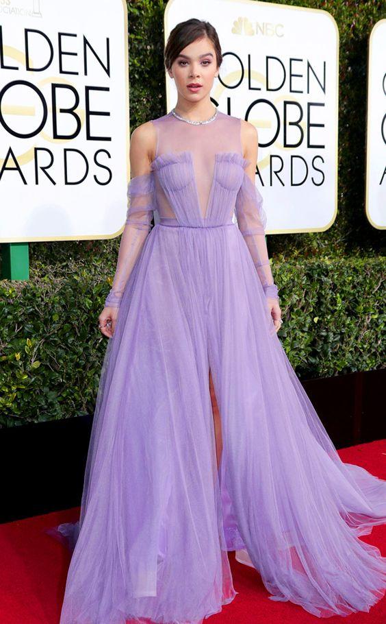 Hailee Steinfeld Golden Globe Awards 2017