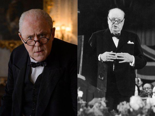 Winston Churchill | The Crown