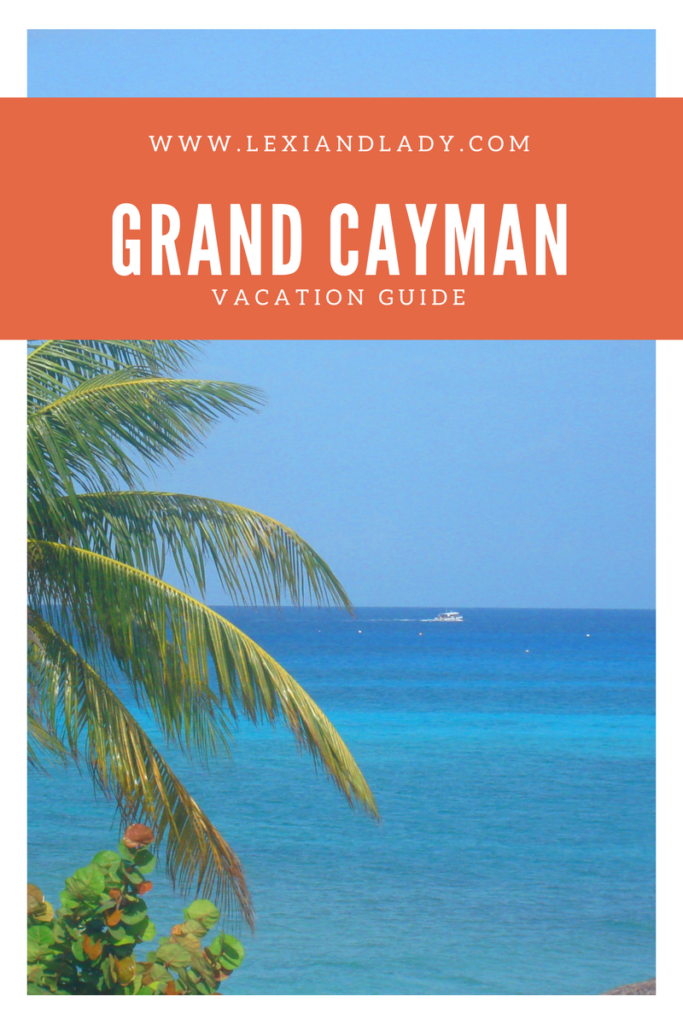 grand cayman vacation guide