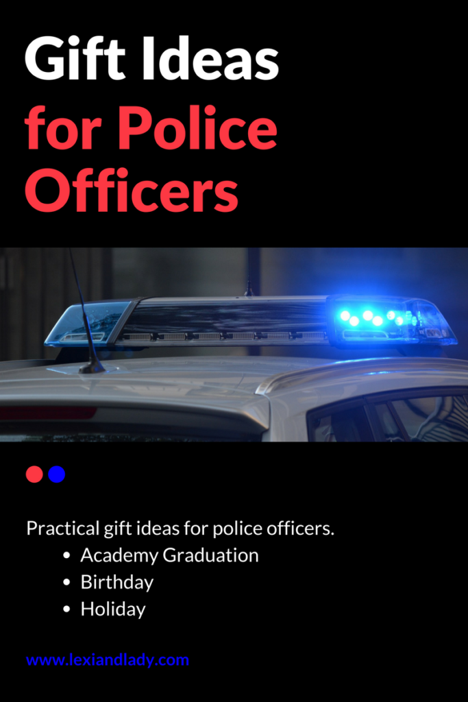 Gift Ideas for Police Officers