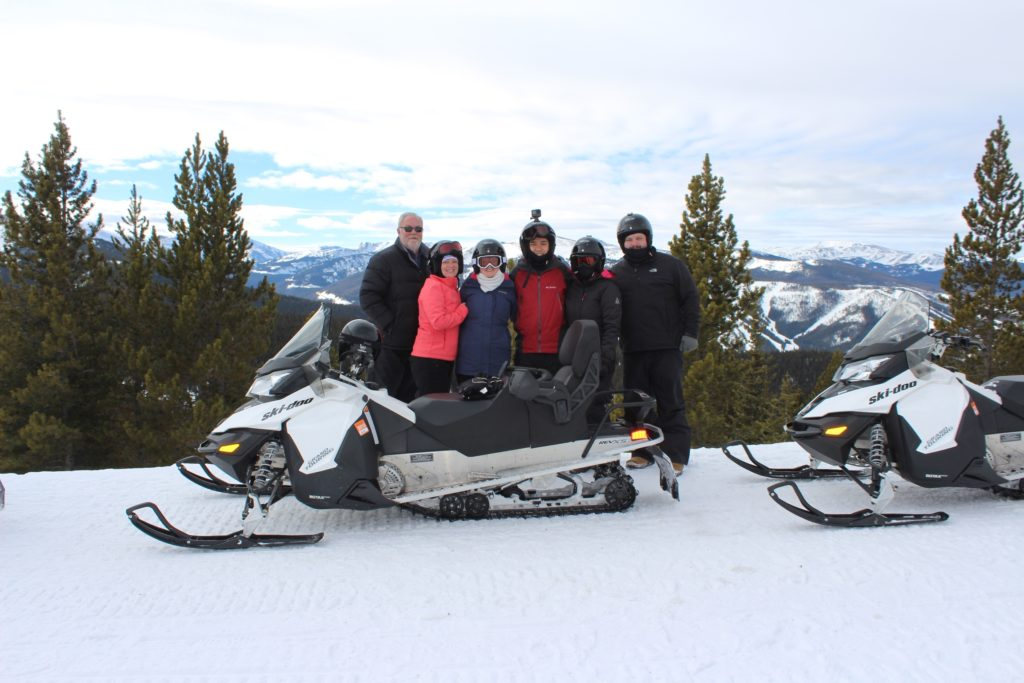 Grand Adventure Snowmobiling