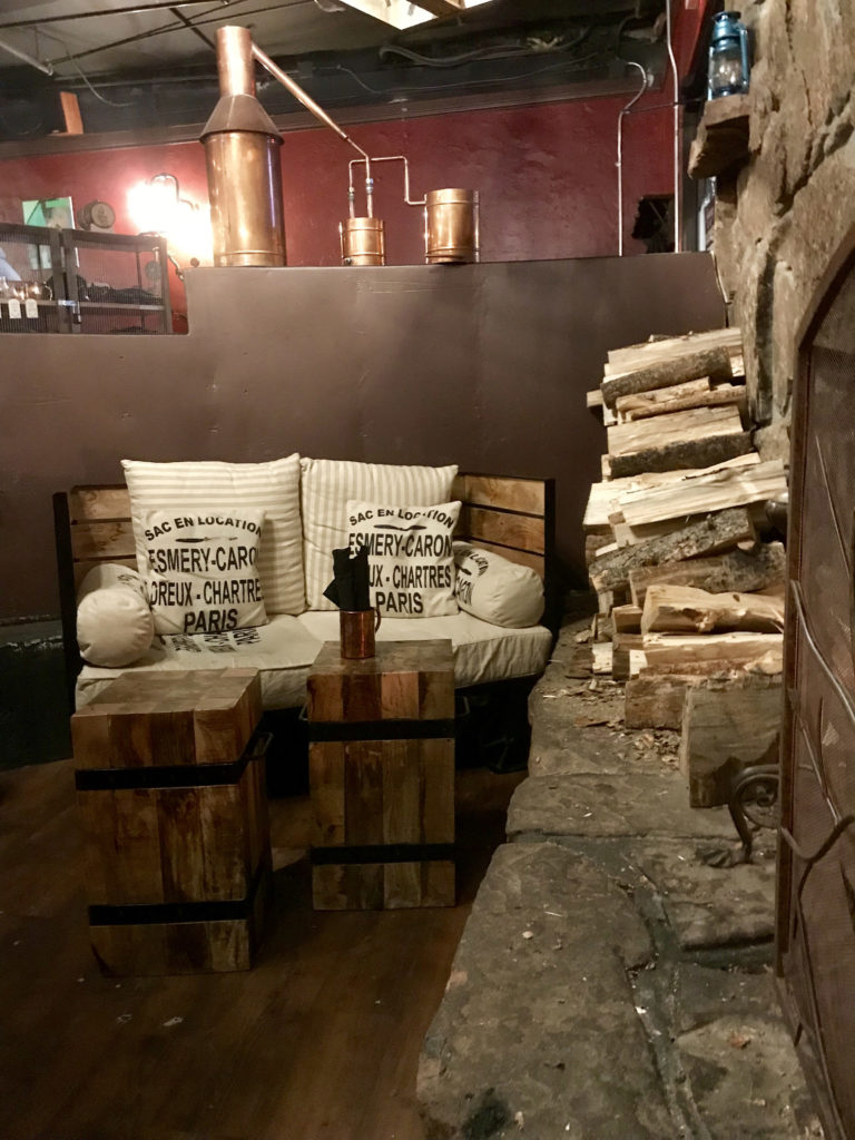 Idlewild Spirits Interior | Winter Park, Colorado