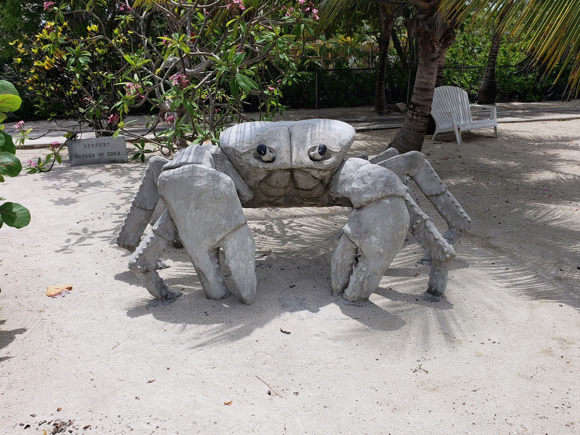Sculpture Garden - Grand Cayman