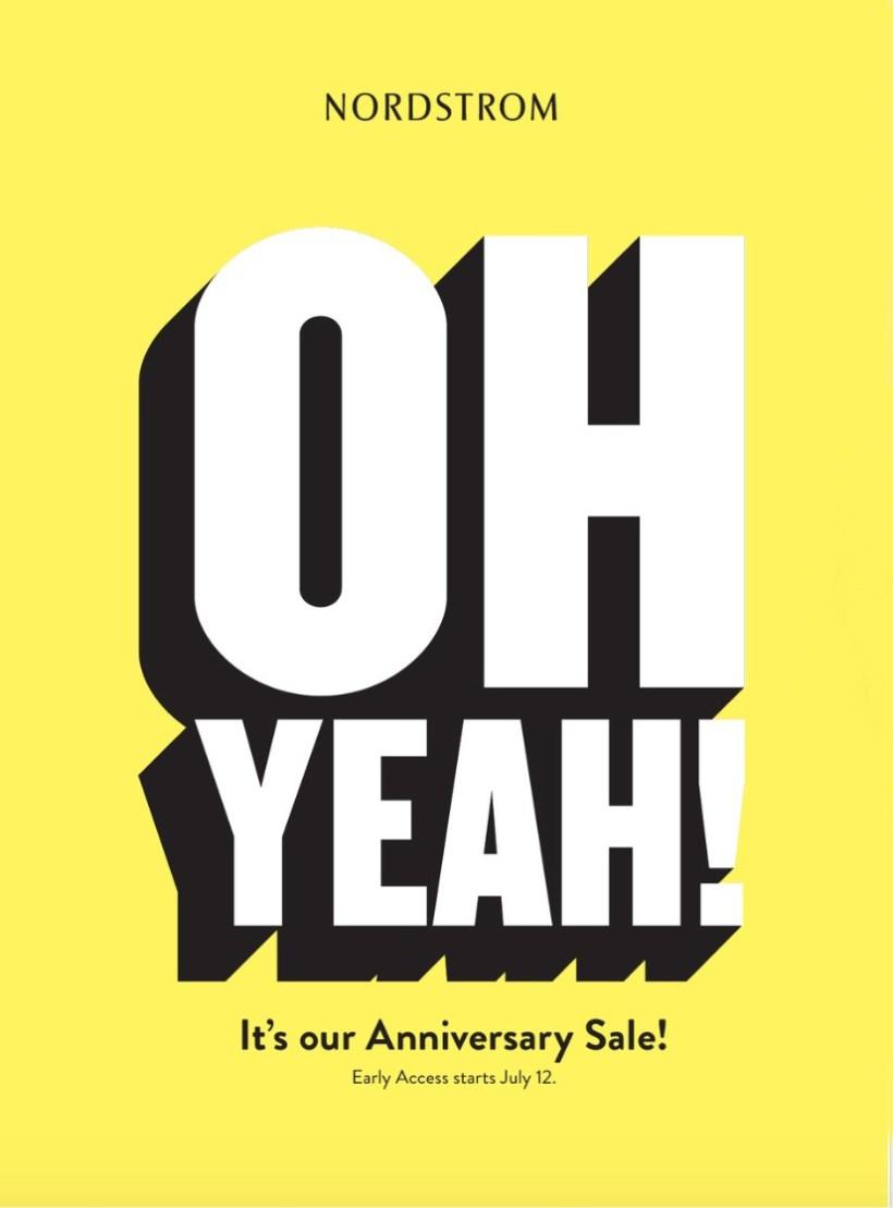 Nordstrom Anniversary Sale 2018 Catalog