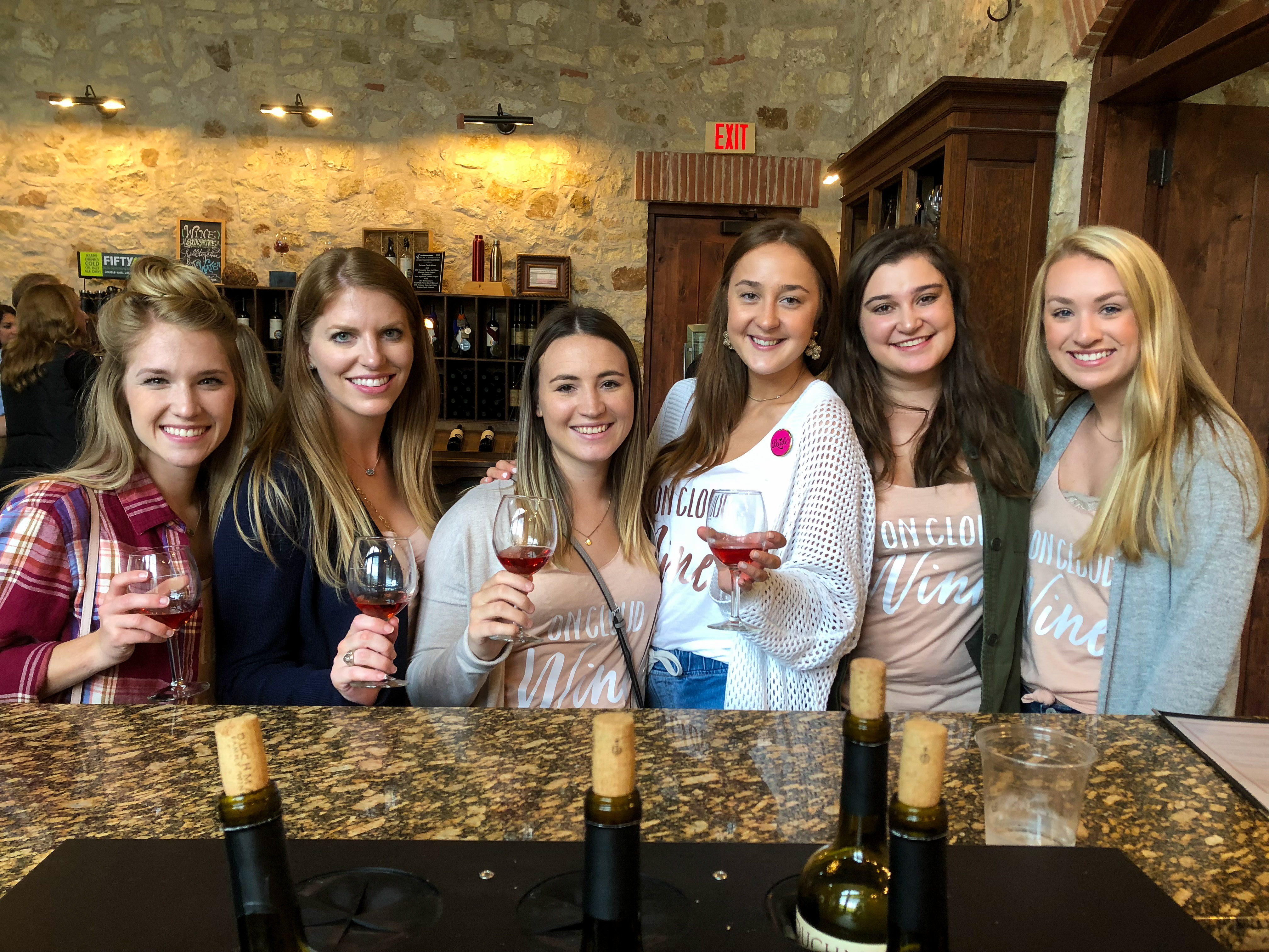 Bachelorette Weekend in Austin | Lexi & Lady