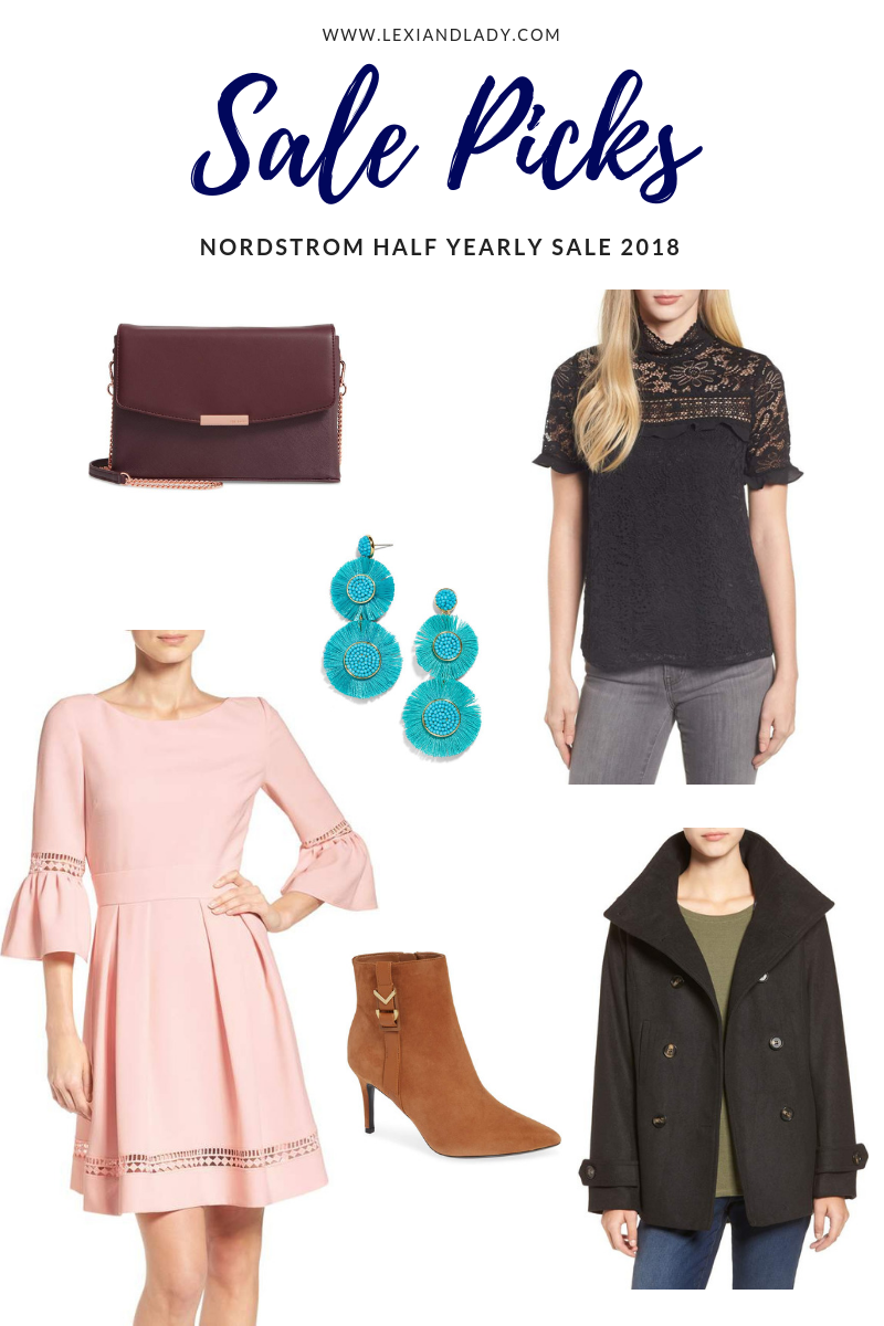 Nordstrom Half Yearly Sale 2018